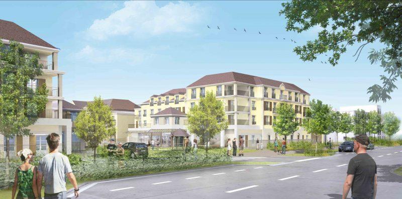 237 logements à Montévrain