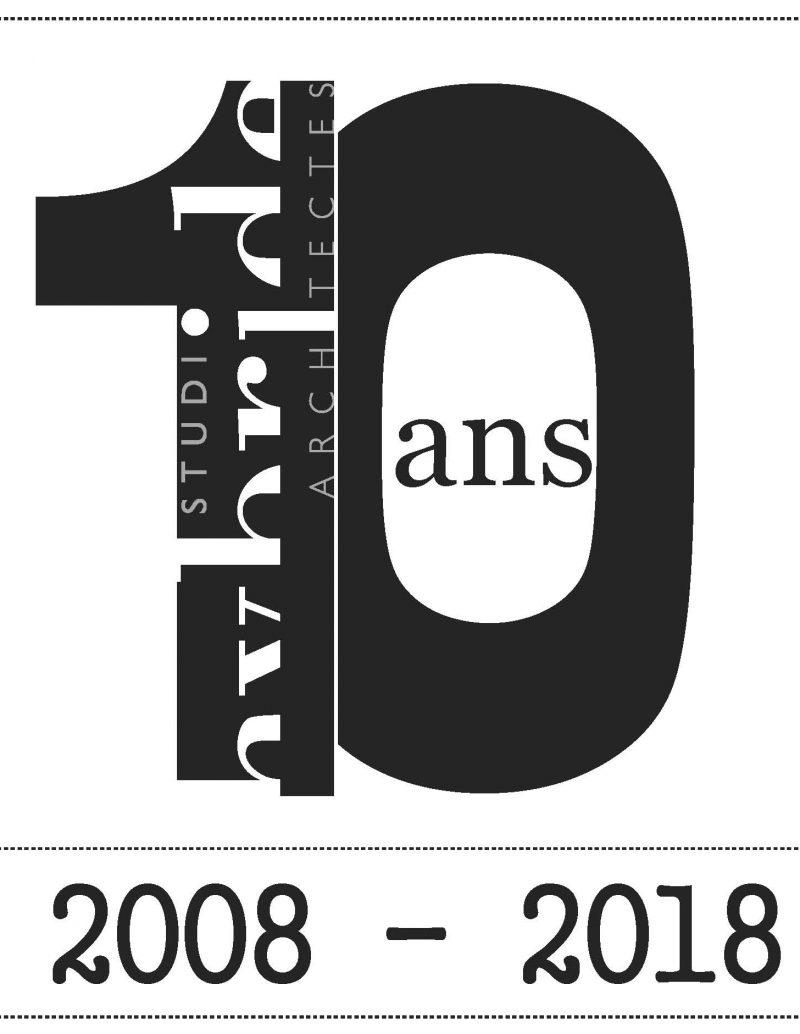 Studio HYBRIDE fête ses dix ans !!!